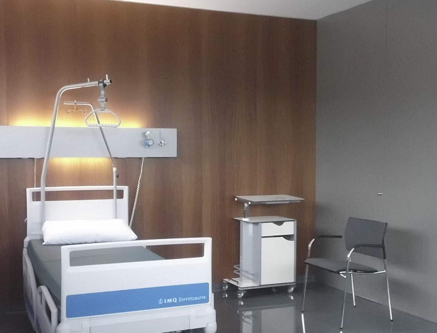 Hospital IMQ en Bilbao
