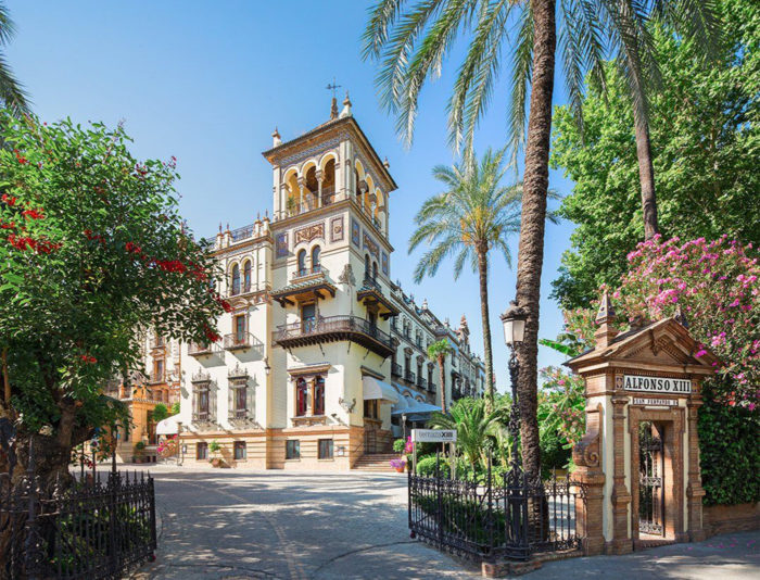 Hotel Alfonso XIII - Starwood Luxury Collection Hotel
