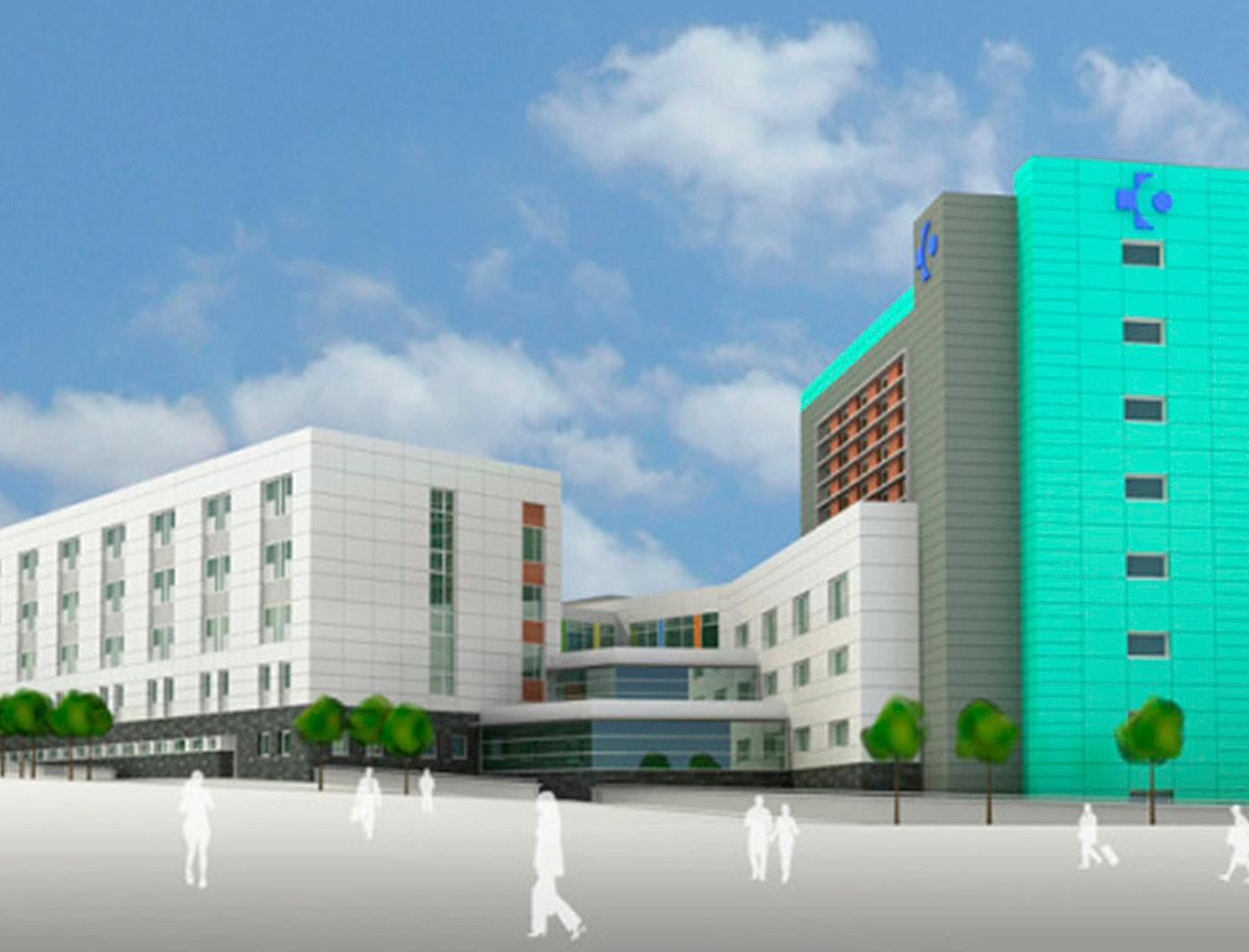 Hospital Uribe Kosta FASE II