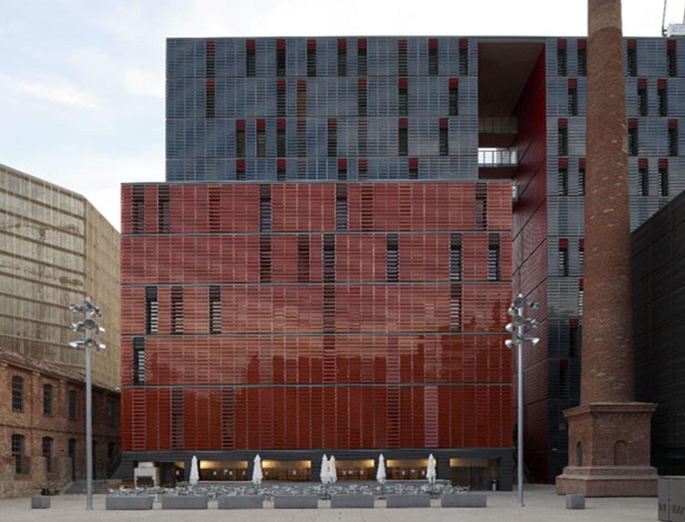 Campus de Comunicación Universidad Pompeu Fabra 4
