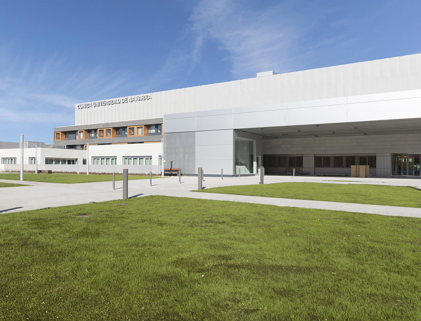 Hospital de Navarra 3