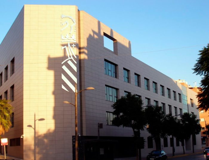 Palacio de Justicia de Paterna