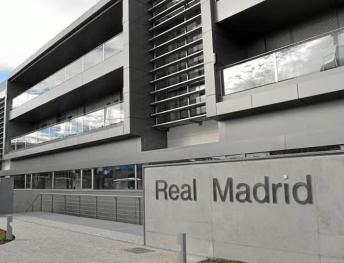 Residencia Cantera Real Madrid Club de Fútbol