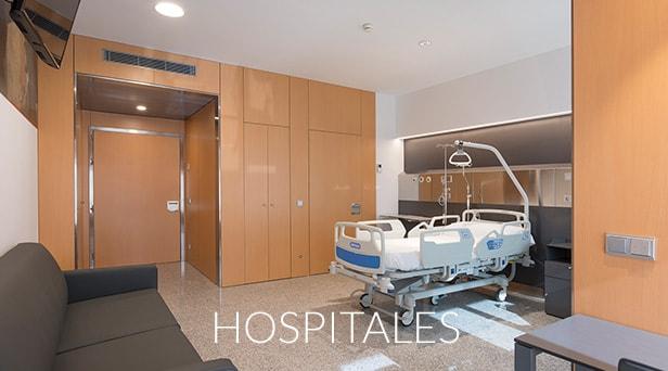 Categoria hospitales