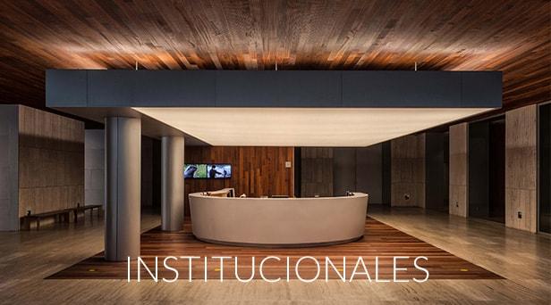 Categoria institucionales