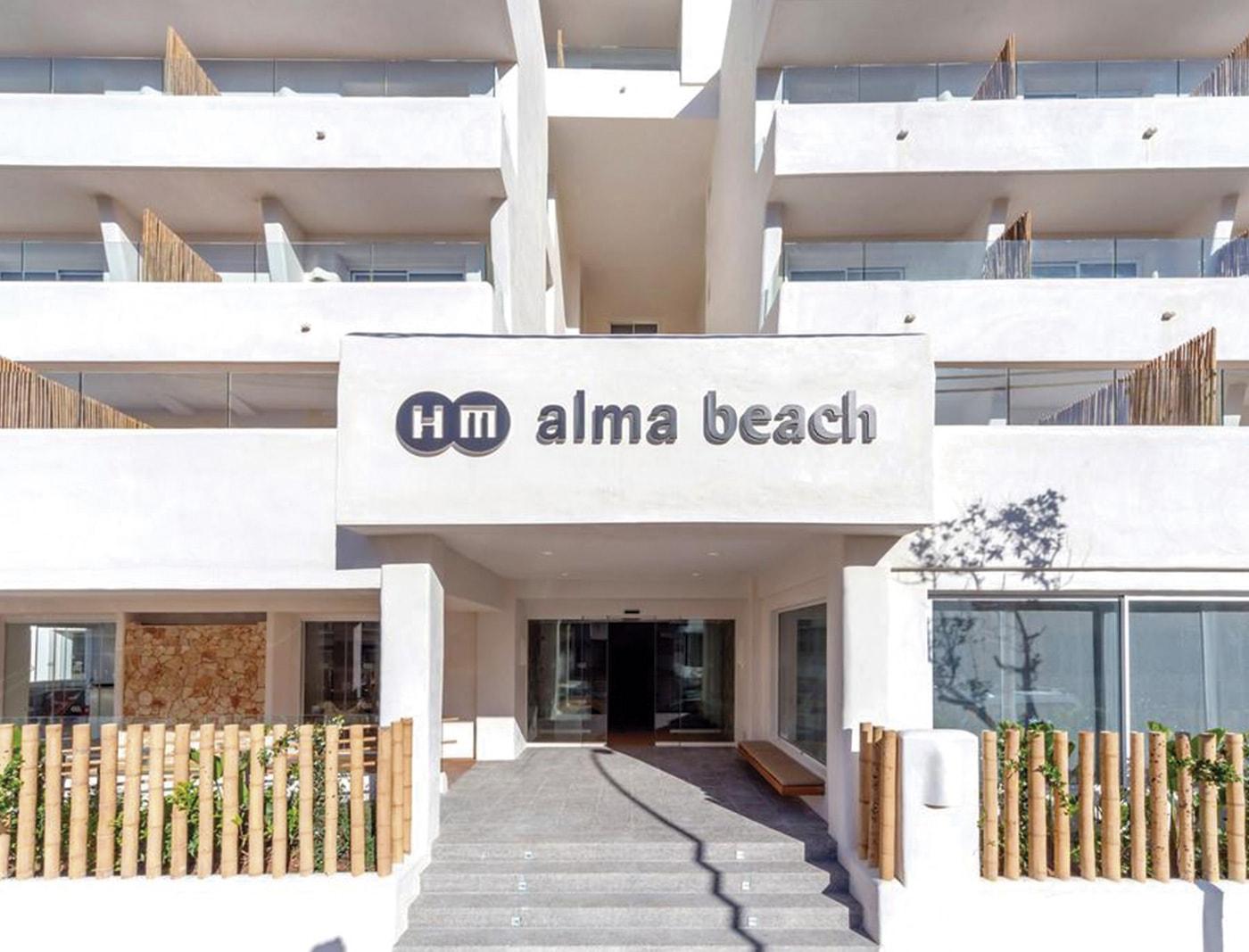 Hotel HM Alma Beach Can Pastilla