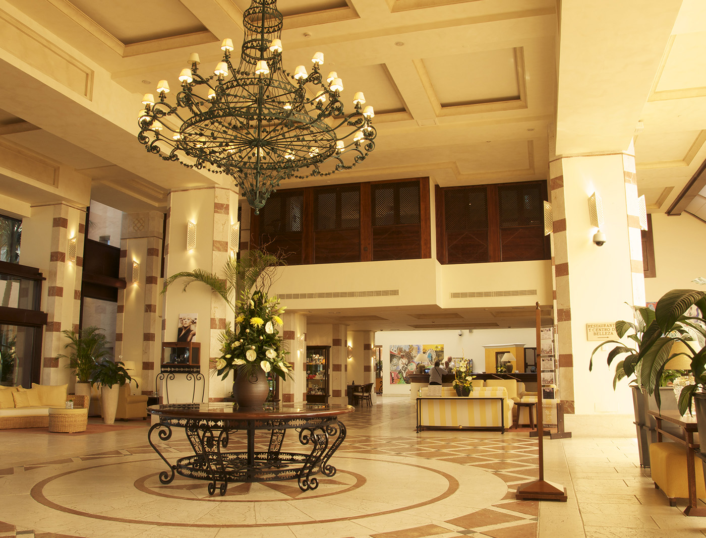 Hotel Gran Meliá Fénix 4