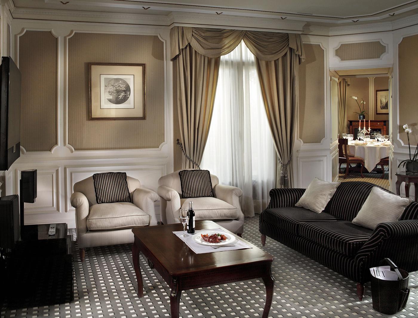 Hotel Gran Meliá Fénix 3