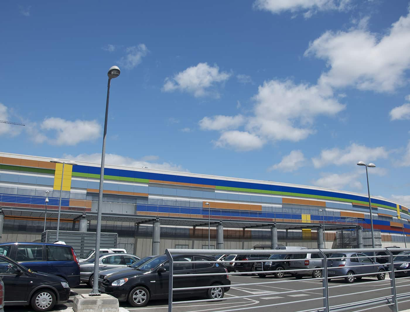 Centro Comercial Puerta Europa 3